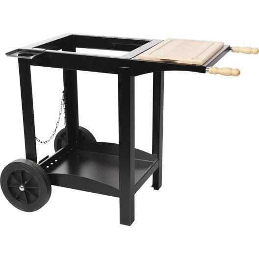 chariot lemarquier elaia leroy merlin. Black Bedroom Furniture Sets. Home Design Ideas