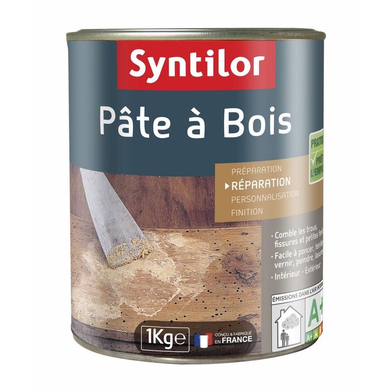 Pâte à Bois Syntilor Chêne Moyen 1000 G