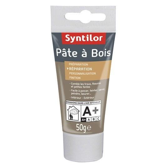 p 226 te 224 bois syntilor pin 50 g leroy merlin