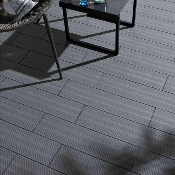 tout savoir sur le carrelage de sol ext rieur leroy merlin. Black Bedroom Furniture Sets. Home Design Ideas