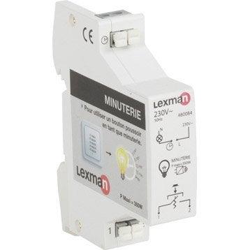 Minuterie LEXMAN, 230 V, 16 A
