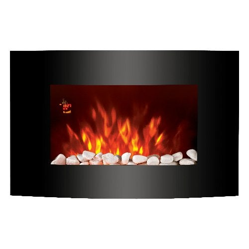 Radiateur soufflant chauffage d appoint radiateur bain d - Radiateur effet cheminee ...