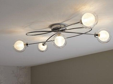 Luminaire plafond cuisine indirect 52 super ides en photos lustre cuisine led philips - Luminaire cuisine leroy merlin ...