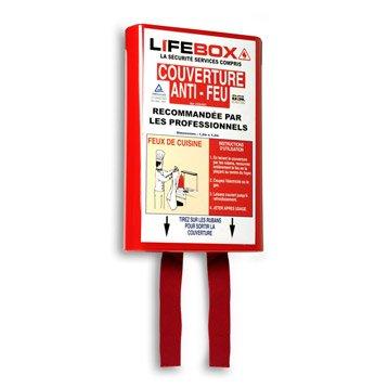 Couverture antifeu LIFEBOX