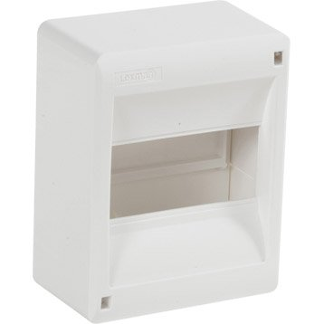 tableau lectrique nu tableau lectrique et coffret de communication leroy merlin. Black Bedroom Furniture Sets. Home Design Ideas