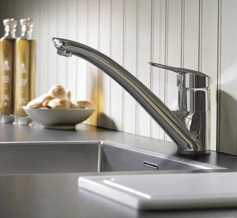 Une bonne température avec le robinet mitiguer