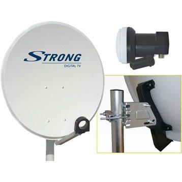 Antenne satellite parabolique STRONG 55 cm