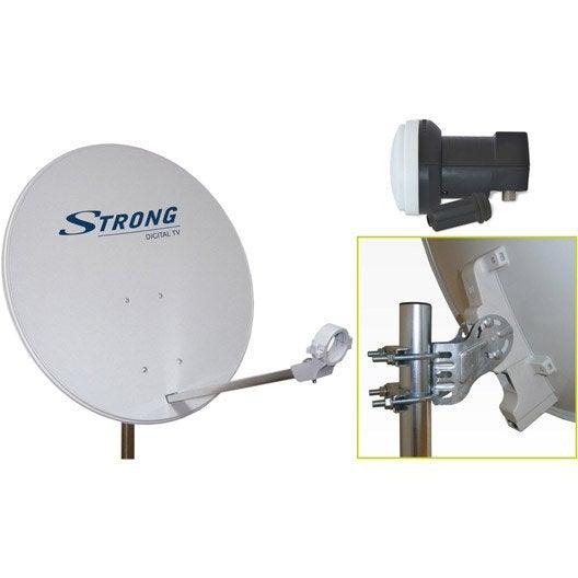 Antenne satellite parabolique STRONG 63 cm