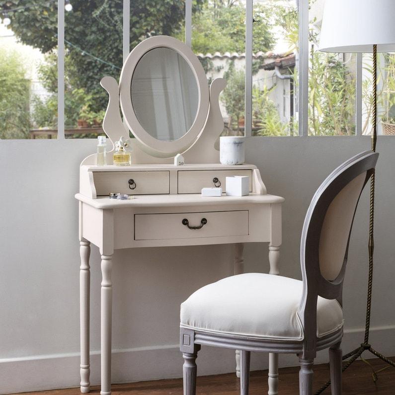 Relooking de la coiffeuse et de la chaise leroy merlin for Relooking de la maison