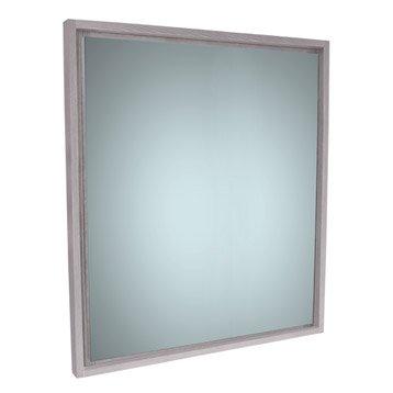 Miroir simple de salle de bains miroir de salle de bains for Miroir 70 cm