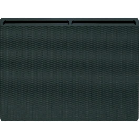radiateur lectrique rayonnement airelec balma gris 2000 w leroy merlin. Black Bedroom Furniture Sets. Home Design Ideas