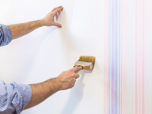 Poser du papier peint | Leroy Merlin