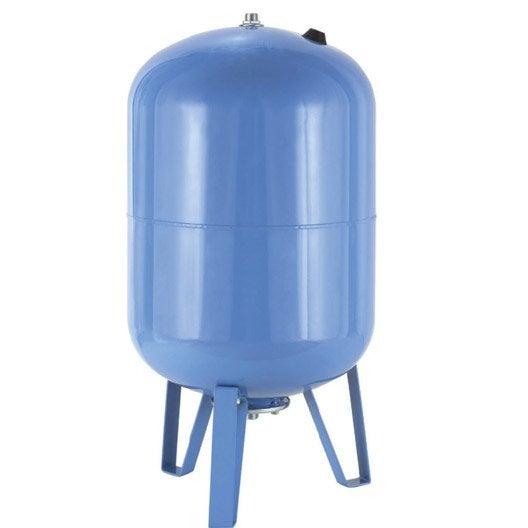 R servoir vertical 100 l membrane flotec m le 25 mm - Chauffe eau 100l leroy merlin ...