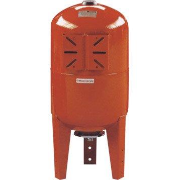 Réservoir 300 l vertical + membrane FLOTEC Za009100-ce