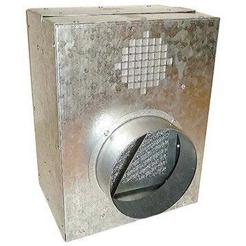 Caisson de protection pour groupe d'air chaud DMO, diamètre 150 mm