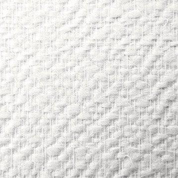 Fibre de verre prépeinte et préencollée LANIVIT motif crépi, 200g/m2, 1x25m