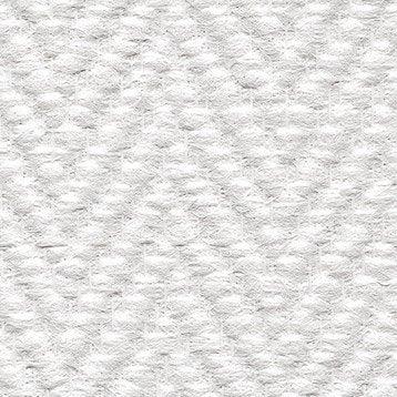 Fibre de verre prépeinte et préencollée LANIVIT motif chevron, 200g/m2, 1x25 m