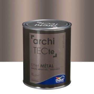 Peinture effet m tallis peinture effet leroy merlin - Peinture effet metal ...