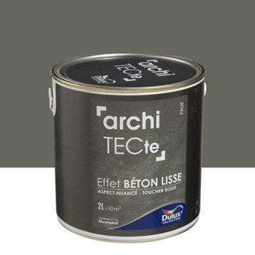 Peinture effet beton