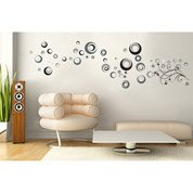 Stickers stickers adh sif d coratif cadre miroir et affiche leroy merlin - Stickers vitres leroy merlin ...