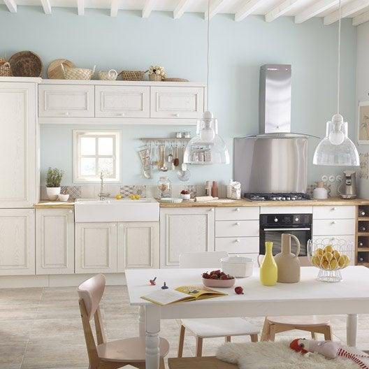 Fixation meuble haut cuisine leroy merlin meuble de cuisine blanc delinia cosy with fixation - Fixation meuble haut cuisine leroy merlin ...