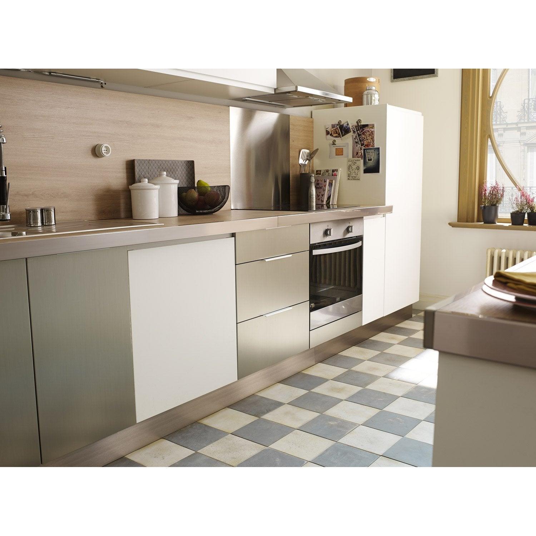 Plaque d 39 aluminium pour cuisine leroy merlin - Plaque decorative pour cuisine ...