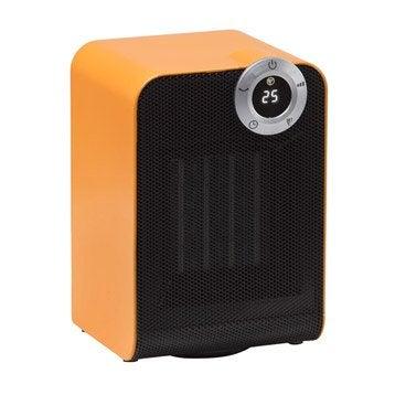 Soufflant céramique salle de bain mobile électrique EQUATION Class orange 1800 W