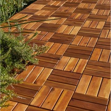 dalle terrasse - caillebotis - lame terrasse - planche bois au