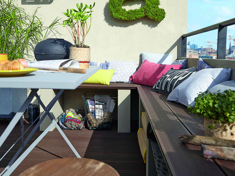 Am nager un toit terrasse leroy merlin for Realiser une terrasse