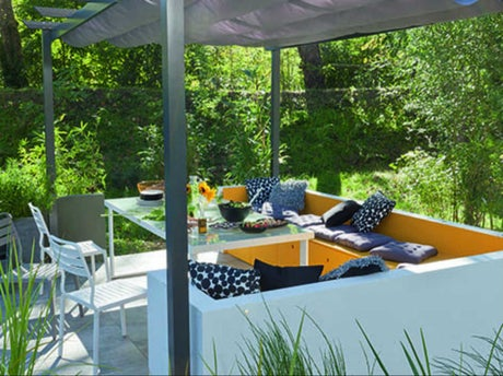 Emejing Fabriquer Un Salon De Jardin En Beton Contemporary ...