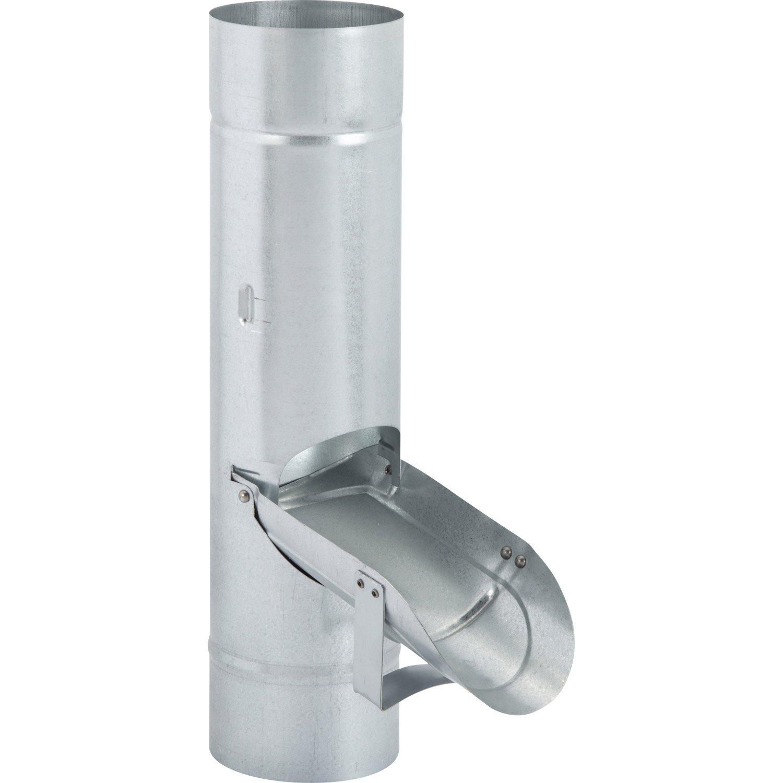 r cup rateur d 39 eau de pluie acier gris lmc virano d. Black Bedroom Furniture Sets. Home Design Ideas