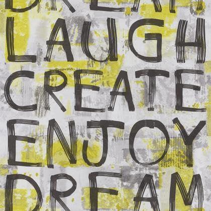 Papier Peint Wording Graf Noir Intisse Street Art Leroy Merlin