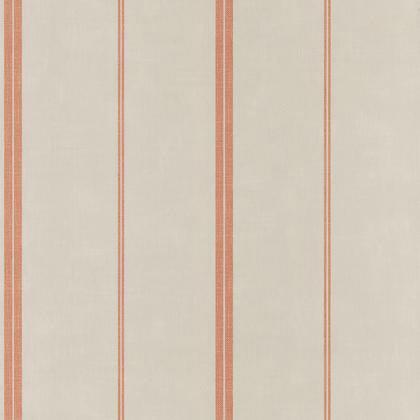 Papier Peint Rayure Matelas Orange Intisse Bon Appetit Leroy Merlin