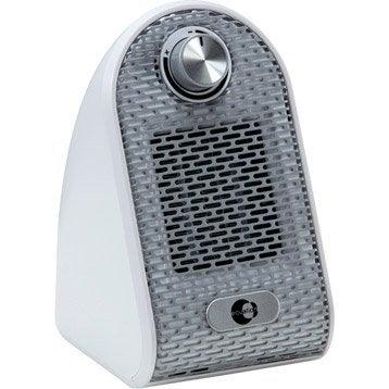 radiateur soufflant radiateur ceramique soufflant salle de bain au meilleur prix leroy merlin. Black Bedroom Furniture Sets. Home Design Ideas