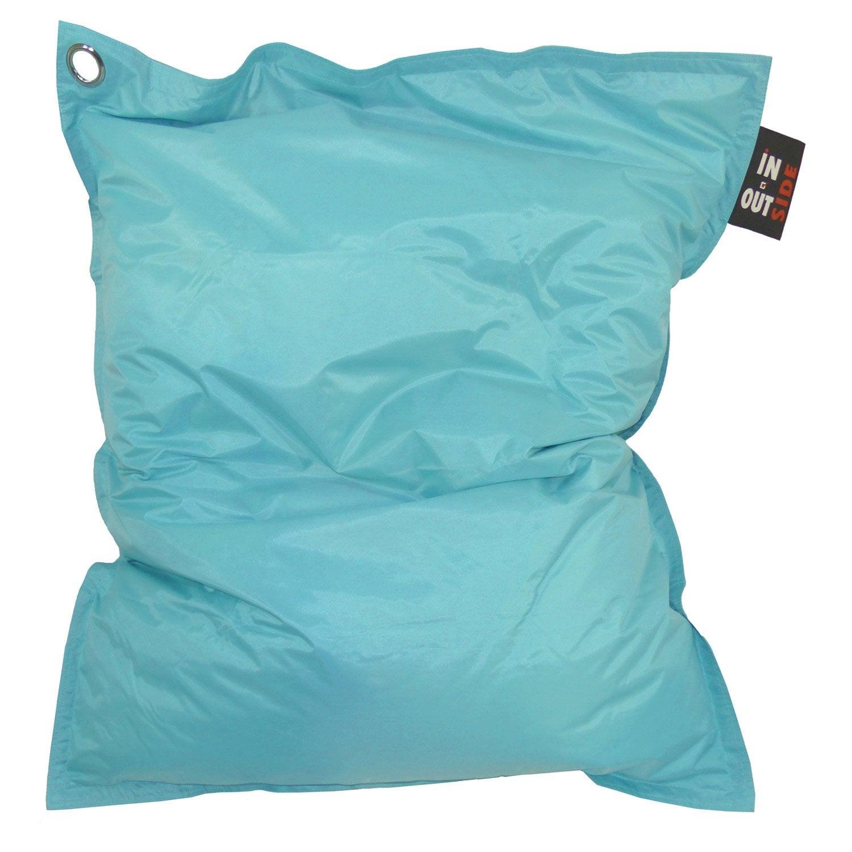 Coussin de sol Maxi Bigbag, bleu aqua l.1