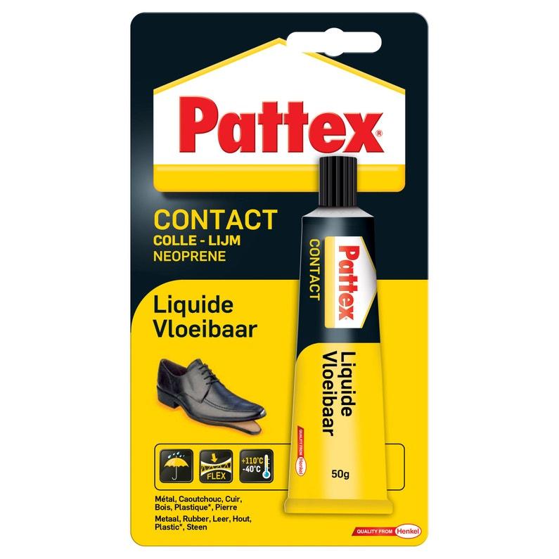 Colle Néoprène Liquide Contact Pattex 50 Gr