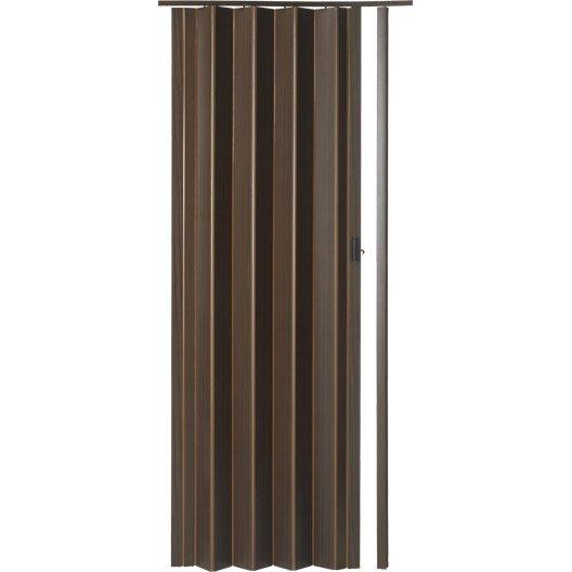 porte extensible rio weng 205 x 85 cm pais d 39 une lame 6 mm leroy merlin. Black Bedroom Furniture Sets. Home Design Ideas