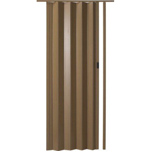Porte extensible rio noyer 205 x 85 cm pais d 39 une for Porte 85 cm