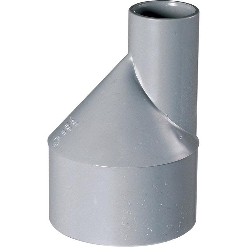 Tampon De Réduction Mâle Femelle Pvc Diam10040 Mm Girpi