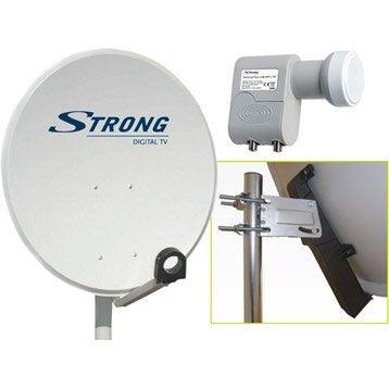 Antenne satellite parabolique STRONG 80 cm