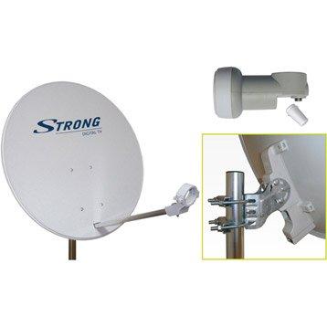 d codeur tnt parabole r ception tv par satellite d codeur antenne parabole et connectique. Black Bedroom Furniture Sets. Home Design Ideas
