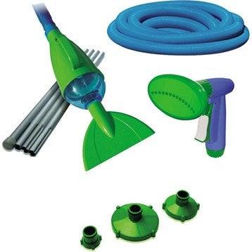 Kit de nettoyage Little vac POOL EXPERT