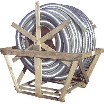 Tube flexible lisse inox 316 diam. 200/206 mm ISOTIP JONCOUX