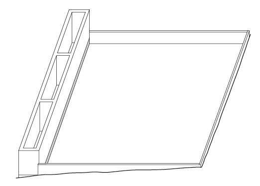 Comment créer une terrasse bois en pente ?  Leroy Merlin
