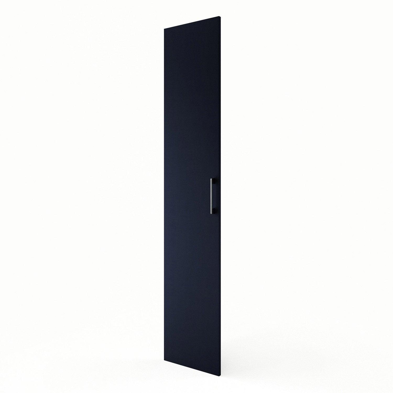 Porte colonne de cuisine bleu topaze x cm - Colonne cuisine 40 cm ...