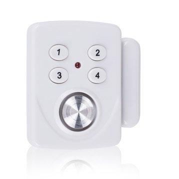 Alarme maison sans fil SMARTWARES Sc33fr