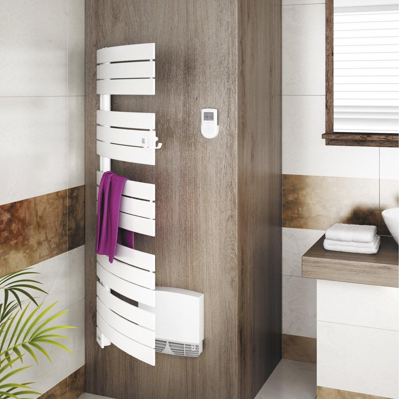 Sècheserviettes électrique Soufflerie SAUTER Venise Pivotant CS - Seche serviette design salle de bain