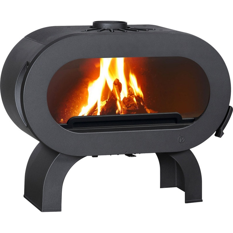 po le bois invicta fifty sur arche 6479 44 10 kw. Black Bedroom Furniture Sets. Home Design Ideas