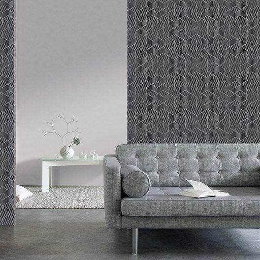 Papier peint tapisserie papier peint intiss et vinyle for Papier peint vinyle intisse