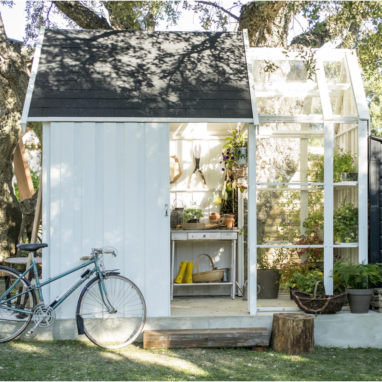 Chalet De Jardin Amenageable - Rellik.us - rellik.us